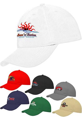 Knit Baseball Caps