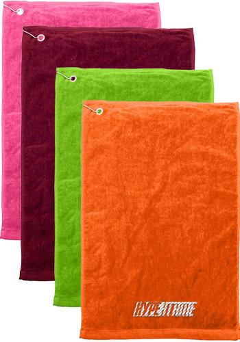 Corner Grommet Sport Towels | APTW2202