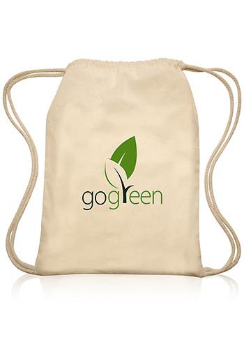 Cotton Cinch Bags