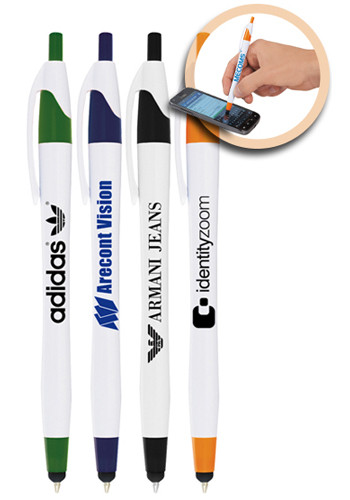 Promotional Cougar Pens with Stylus-Tradition