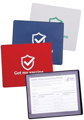 COVID-19 Vaccination Card Holder | IL670