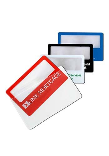 Wholesale Credit Card Magnifiers