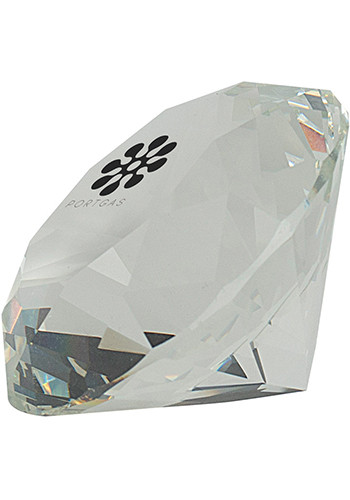 Promotional Crystal Diamond Paperweights