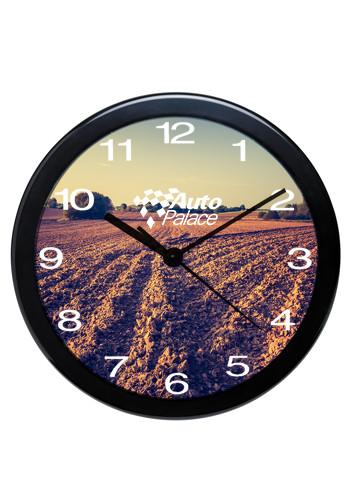Personalized 14  inch Plastic Grande Wall Clocks