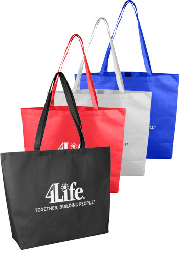 Large Tote Bags with Velcro Closure