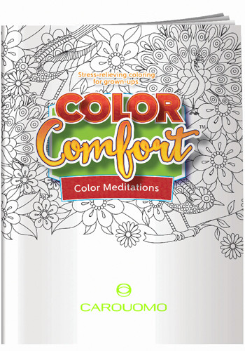 Adult Shades of Relaxation Coloring Books | X30128