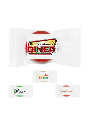 Bulk Assorted Fruit Candies with Label