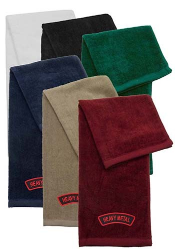 Bulk Terry Sports Towels