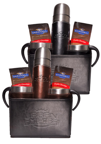 Empire™ Thermos & Cups Ghirardelli Cocoa Sets | PLLG9317