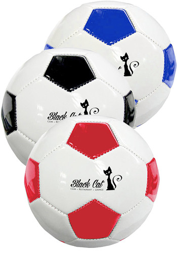 Full Size Synthetic Leather Soccer Balls | GBFSSB