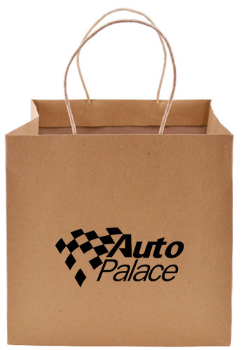 Paper Takeout Bags