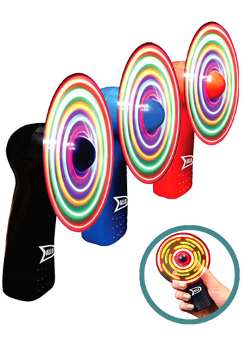 Promotional Light Up Hand Held Printable Fans