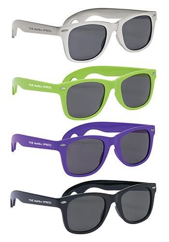Malibu Sunglasses with Bottle Openers