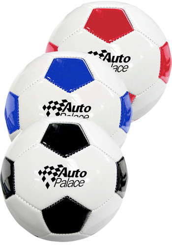Mini Synthetic Leather Soccer Balls | GBMSB1