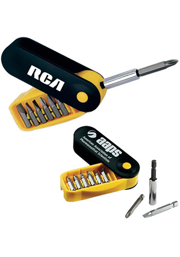 Personalized 10 in 1 Screwdriver Tool Sets