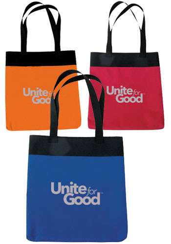 Personalized Deluxe Convention Totes
