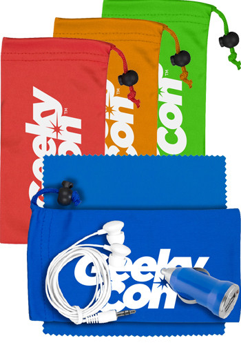 Auto Accessory Kits in Cinch Pouch | IVTK119