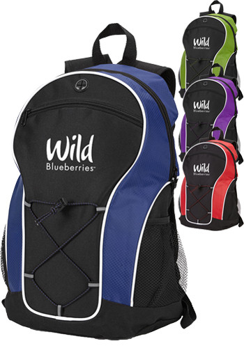 Custom Printed Polyester Ultimate Backpacks
