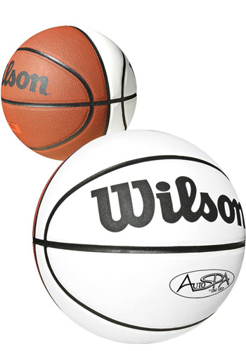 Wilson Synthetic Leather Signature Basketballs | GBWLSIGB