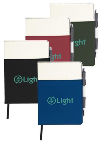 Customized Wrap-Around PU Leather Journals