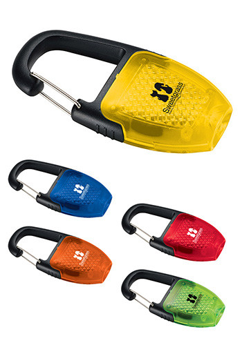Reflector LED Carabiner Key Lights | SM9879