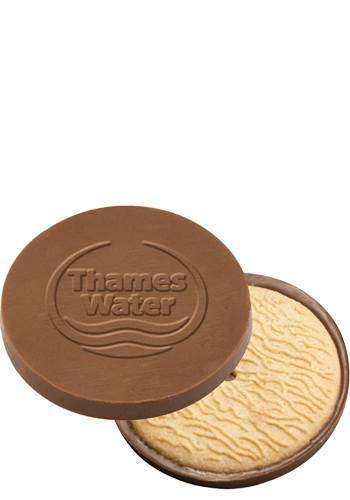 Bulk Round Chocolate Cookies