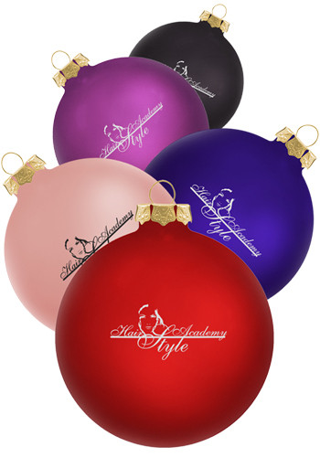 Promotional Traditional Glass Ornaments