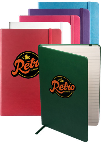 Personalized Tuscany Deluxe Faux Leather Journals