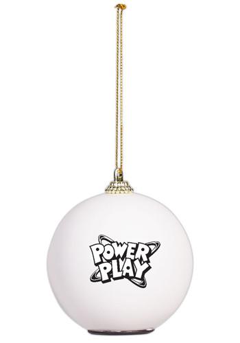 Custom 3 in. LED Christmas Ornaments