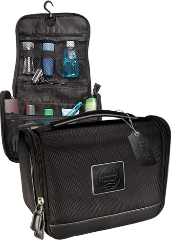 Promotional Eclipse Nylon Toiletry Bags