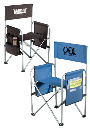 Promotional Game Day Director Chairs
