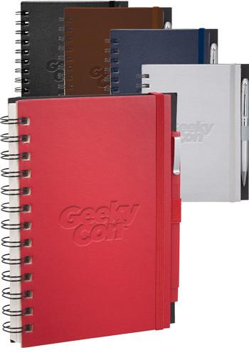 Ambassador Spiral JournalBook | LE280013