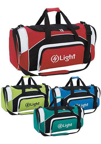 Customized Kadin Polyester Sport Duffle Bags