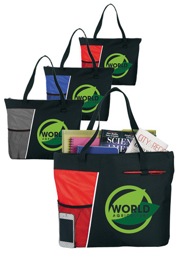 Touch Base Meeting Tote Bags | SM7265