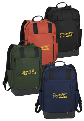 Custom Tranzip 15 in. Laptop Day Packs