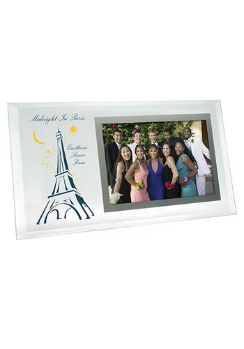 #IL9166 Customized 6 x 4 Horizontal Beveled Glass Frames