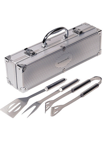 Personalized 3-Piece BBQ Sets