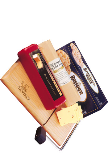 Customized Shelf Stable Just Great Cheese Packages