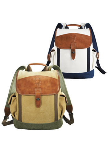 Wholesale Cutter & Buck Legacy Cotton Rucksack Backpacks
