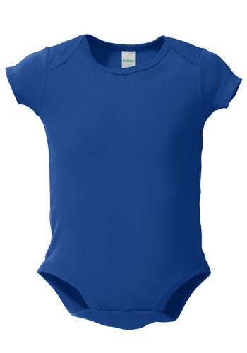 Delta Apparel Infants Rib Snap Tees   9500