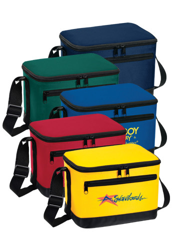 Wholesale Deluxe 6-Pack Insulated Bags