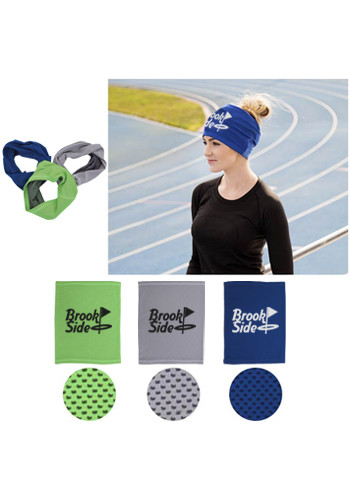 Wholesale Deluxe Cooling Headwraps