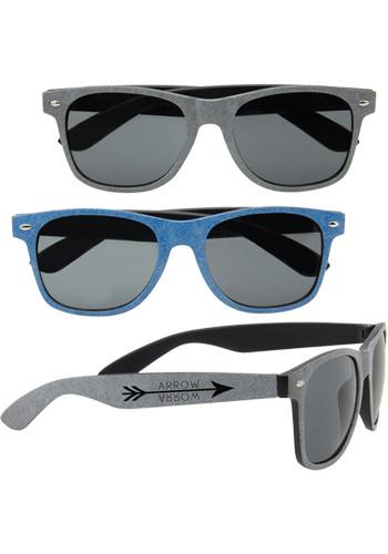 Denim Print Sunglasses   IL8876