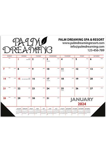 Promotional Desk Pad Triumph Calendars