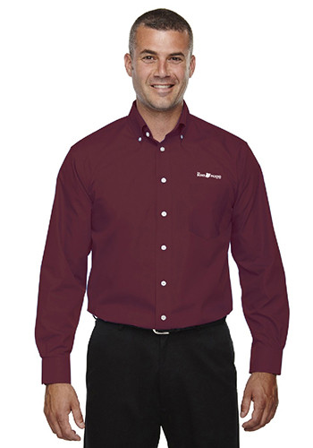 Devon & Jones Custom Men's Crown Collection Solid Broadcloth Shirts | D620