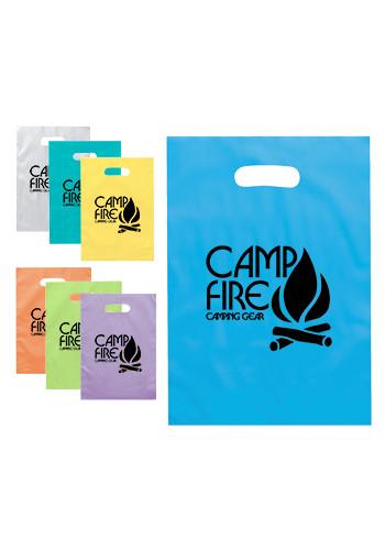 Die Cut Foil Hot Stamp Plastic Bags | BM37D914H