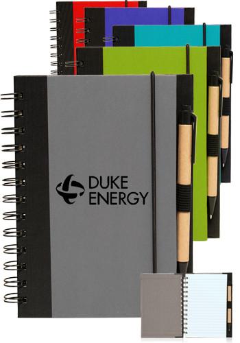 Eco Spiral Notebooks