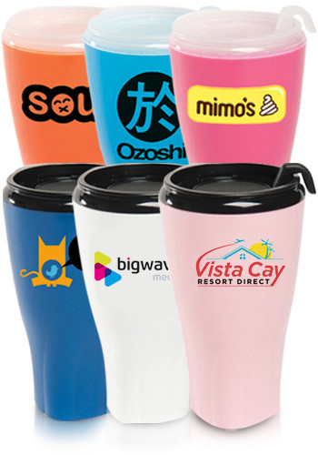 Promotional 16 oz. Twister Tumblers