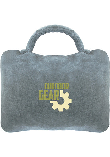Promotional Embroidered Grab-N-Go Travel Blankets