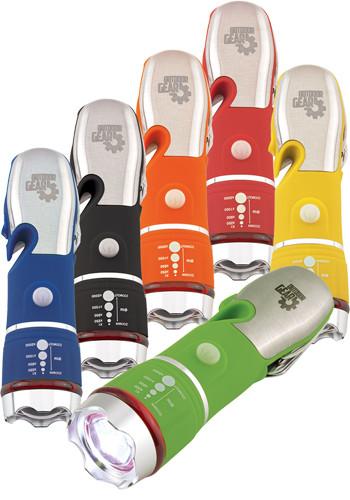 Personalized Emergency Cob Flashlight Multi-Tools